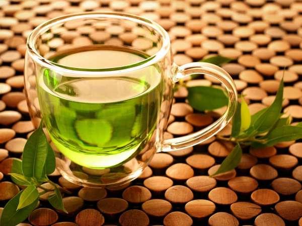 Зеленый чай. Фото . Варианты диеты.