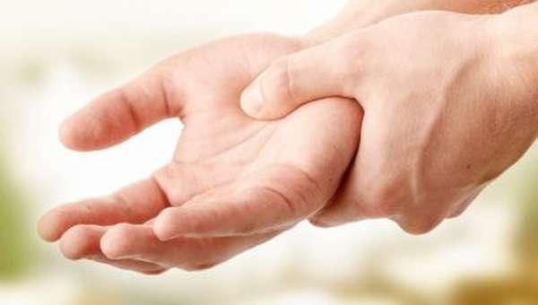 Сухожилия кисти руки