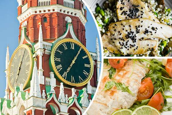 Принципы и правила кремлевской диеты
