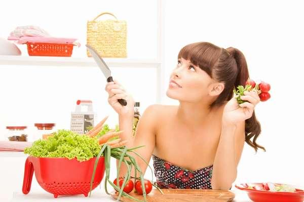 Легкая диета для похудения живота