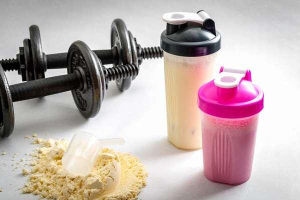 Как правильно употреблять протеиновые смеси?