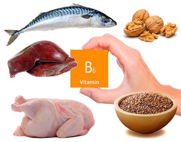 B6-группа поддержки иммунитета