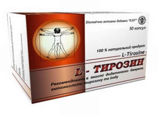Что такое тирозин