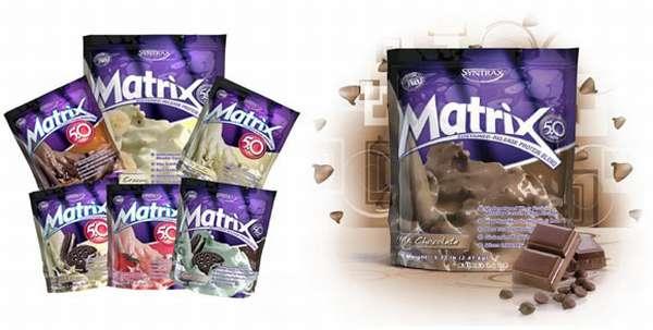 Протеиновая формула Matrix