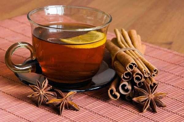 Чай с корицей: рецепты для похудения