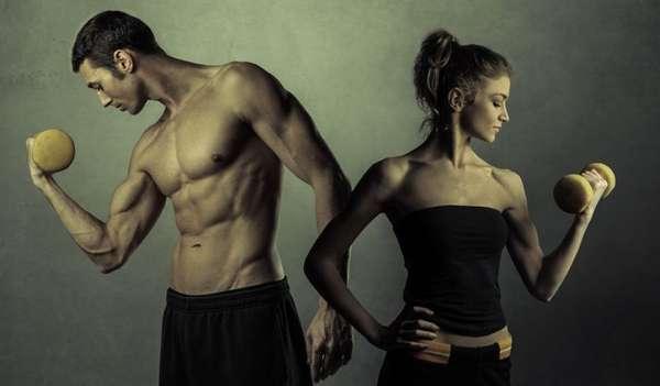 Поддерживаем мышцы рук в тонусе (упражнения от профессионального тренера)