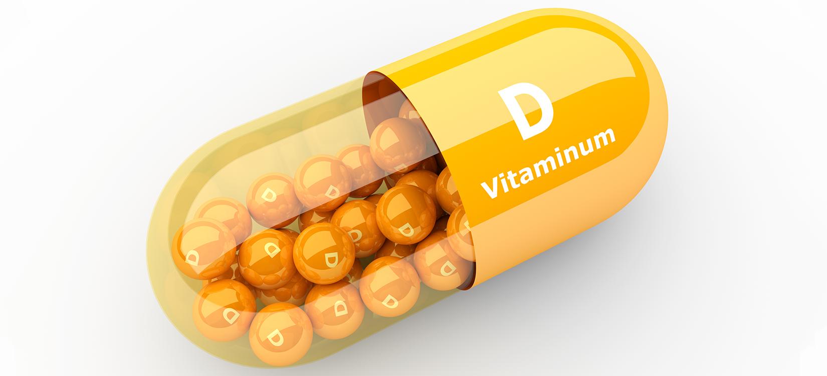 Витамин D на защиту зрения