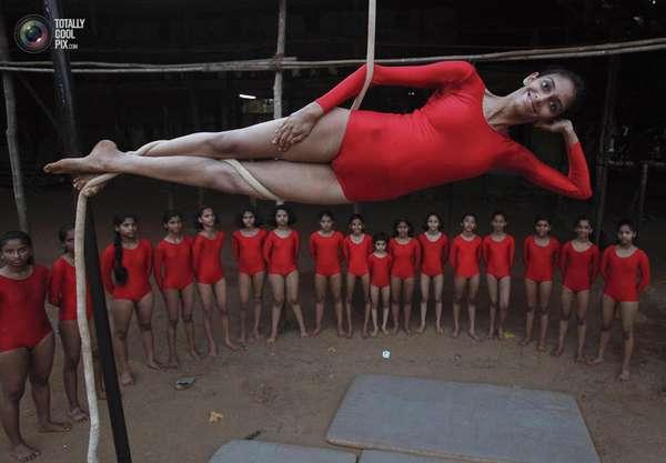 Маллакхамб: йога для борцов