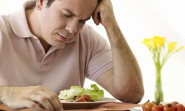 Причины набора веса мужчин Фото