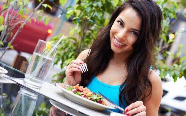 Едим медленно и худеем!