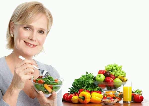 Что нужно употреблять для снижения веса при климаксе