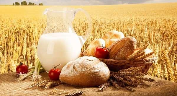 Варианты хлебного рациона питания