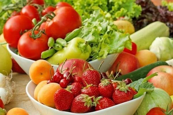 Летние продукты: полезно, легко и вкусно