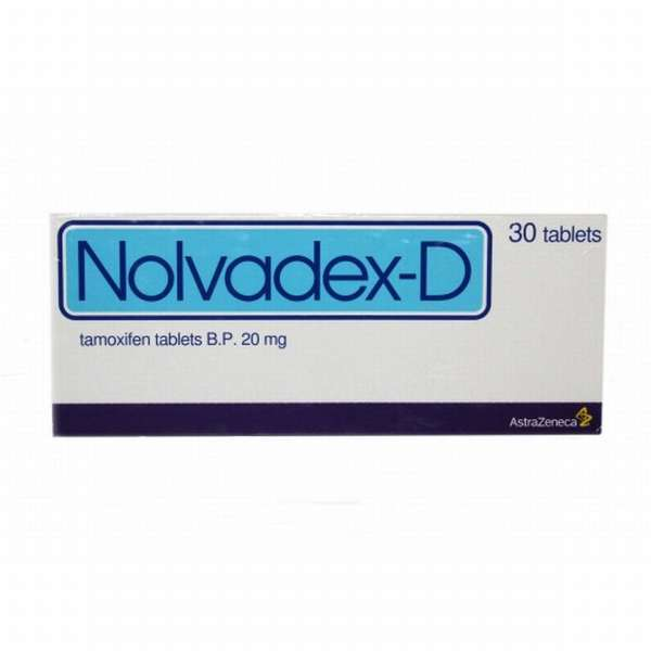 7. Тамоксифен (Нолвадекс)