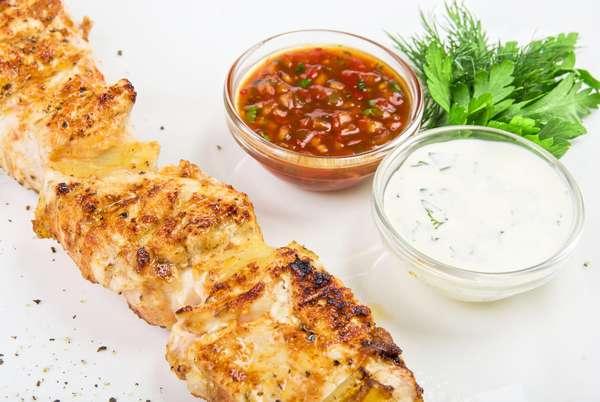 Вкусные соусы к курице с овощами Фото