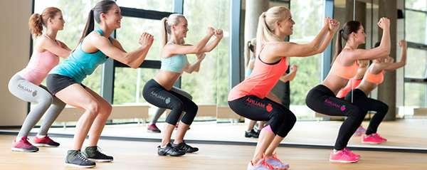 Функциональный тренинг прорабатывает все группы мышц