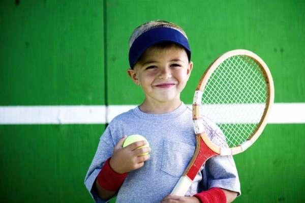 Теннис: занятие на всю жизнь!