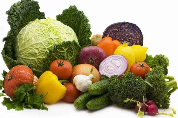 Польза овощей для организма человека Фото