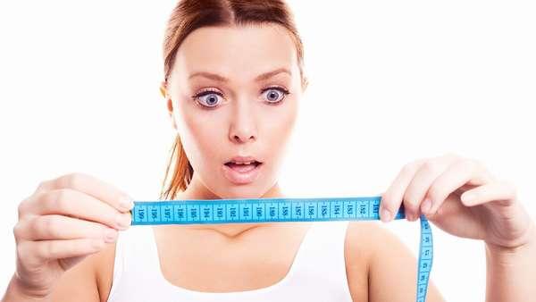 Страх перед болезнью заставил похудеть