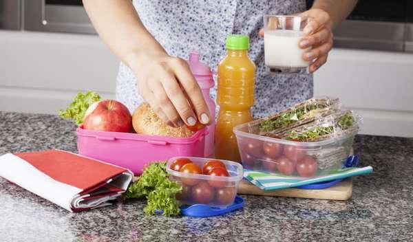 Соблюдайте принципы здорового питания