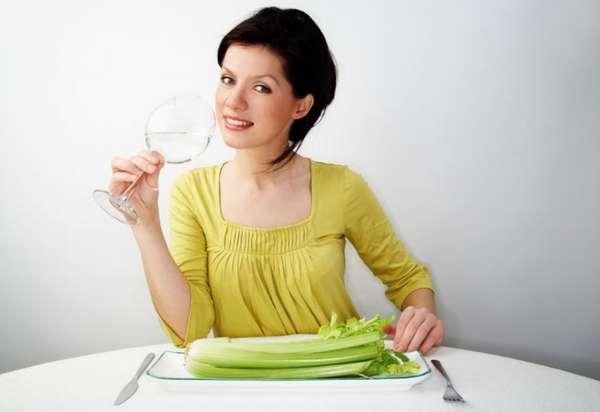 Фото: сок сельдерея для похудения