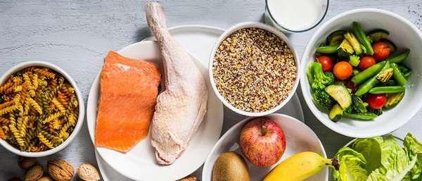 Меню и продукты для похудения на безуглеводной диете