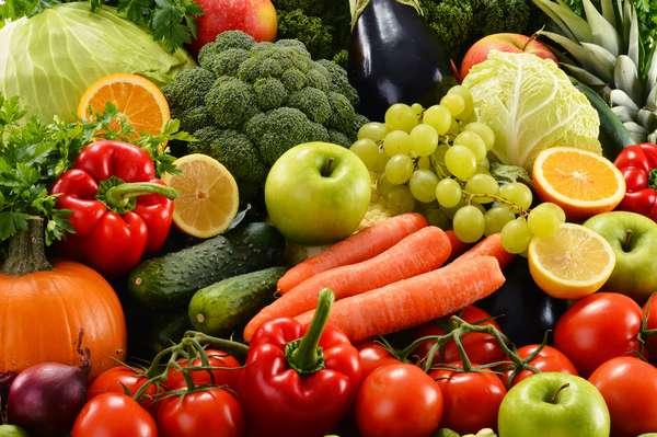 Фрукты и овощи едим с кожурой
