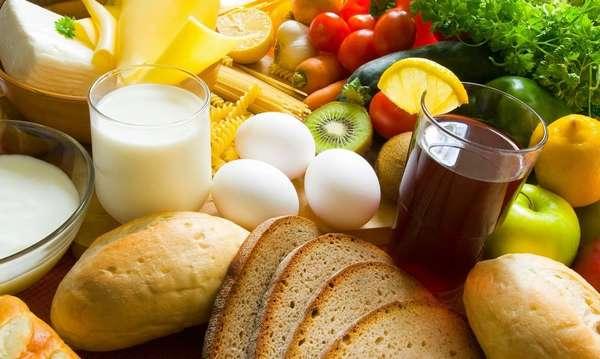 Белково-витаминная диета Фото