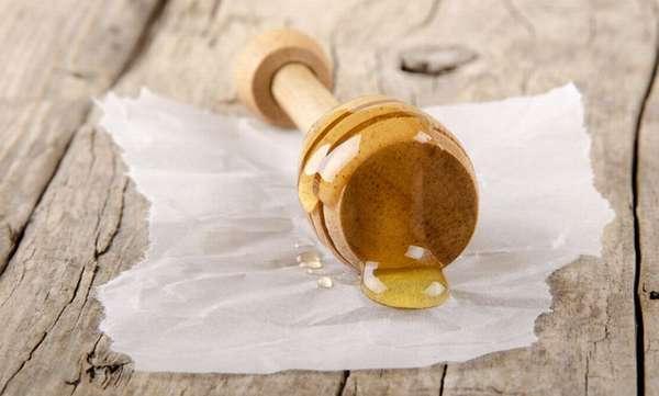 Как проверить мед на натуральность с помощью салфетки