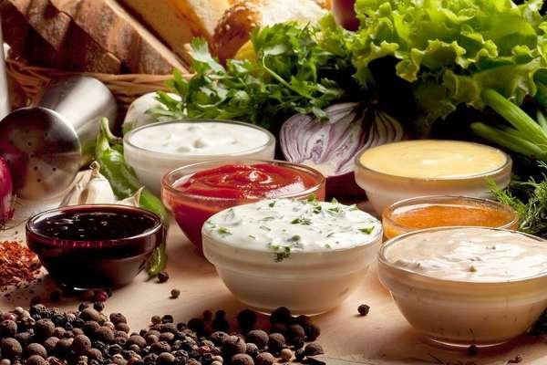 Заправки для салатов без майонеза и масла Фото