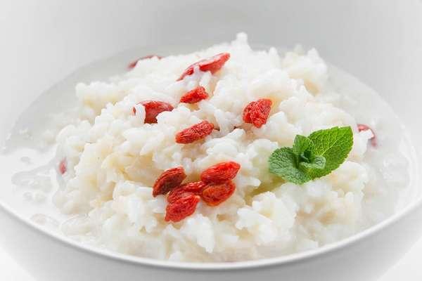 Каша из риса Фото