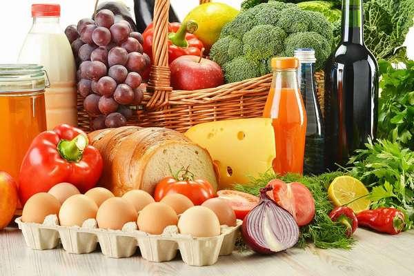Лучшие продукты питания Фото