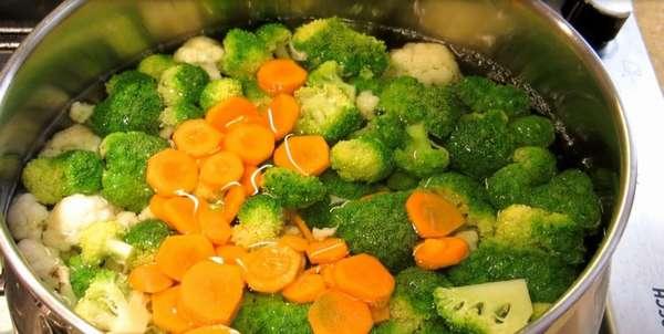 Как правильно готовить вегетарианские диетические супы