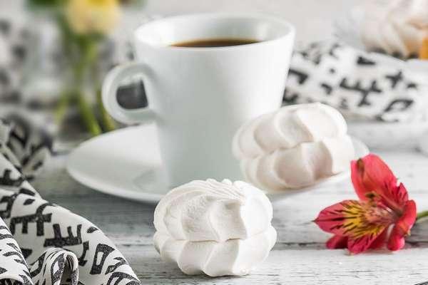 Фото: полезные сладости - зефир