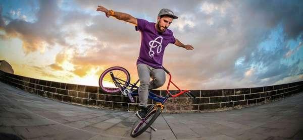 ВМХ: городской велоэкстрим