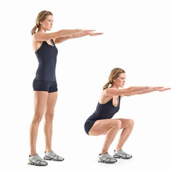 Диета для похудения ног и бедер правила, упражнения, противопоказания