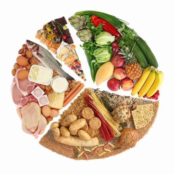 Пример диеты для кормящей мамы
