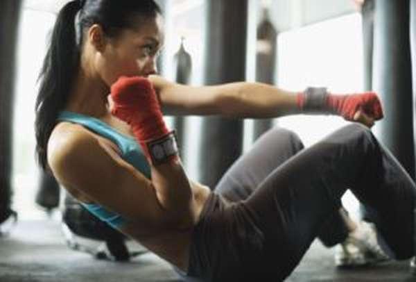 Тренировка для похудения