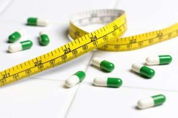 Таблетки для похудения