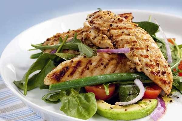 Основные правила белковой диеты Фото блюда