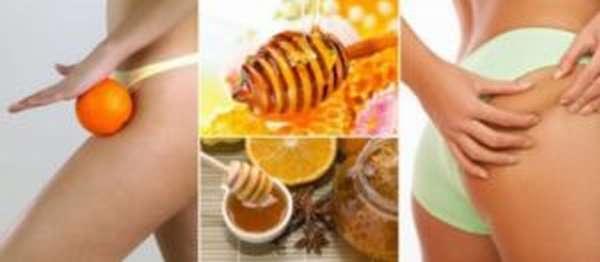 Обертывание медом с фруктовыми кислотами для похудения