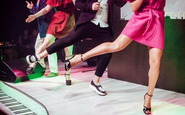 Добавьте физические нагрузки Танцы