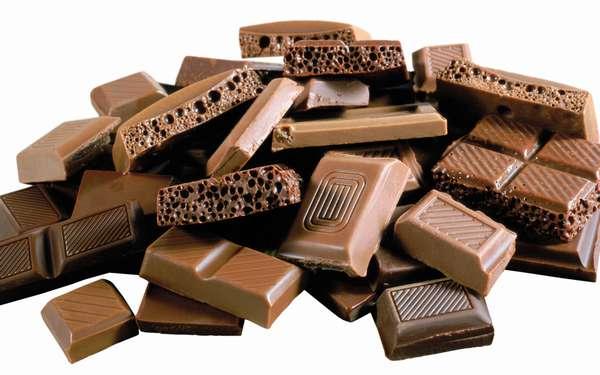 Фото: шоколад