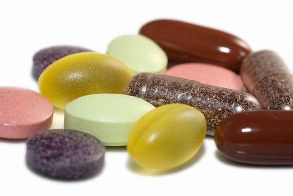 Не увлекайтесь витаминами и БАДами