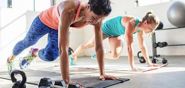 Функциональный тренинг развивает выносливость