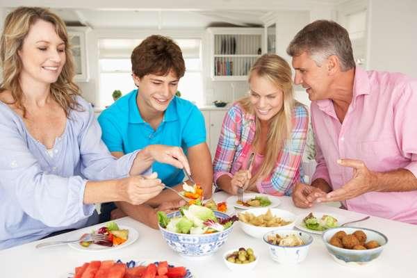 Простой и вкусный ужин на скорую руку для всей семьи