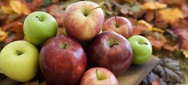 Толстеют ли от яблок на ночь