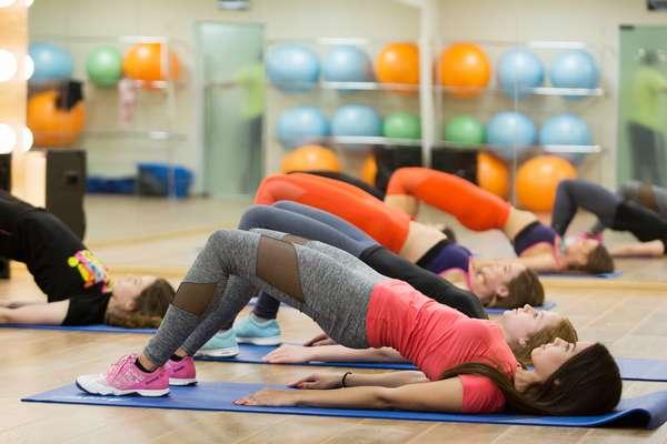 Новые фитнес-программы для групповых занятий
