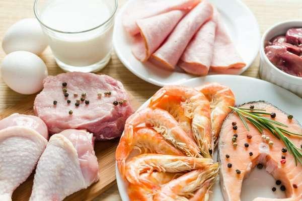 Легкая белковая диета для похудения