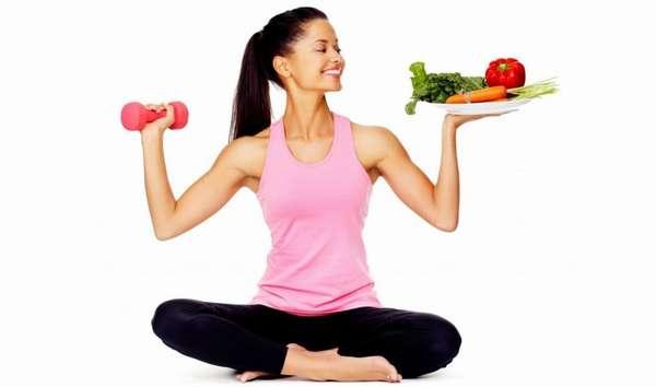 Правильное питание для спортсменов Фото